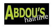 Abdous hairline=-site